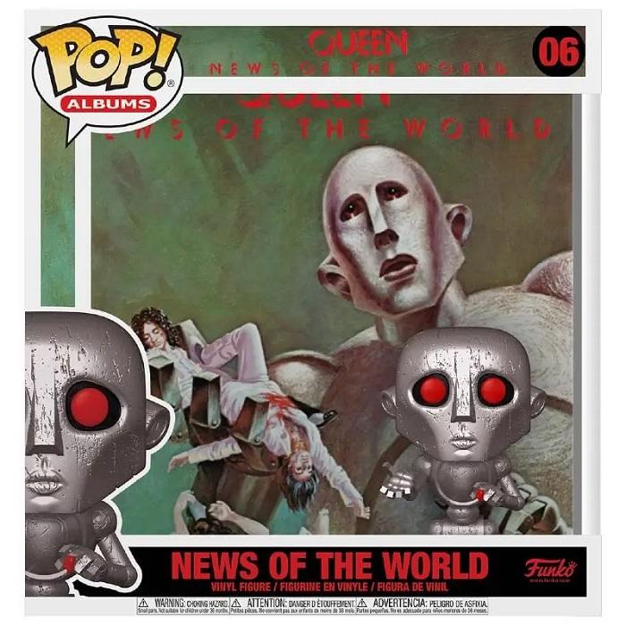 Queen album News of the world