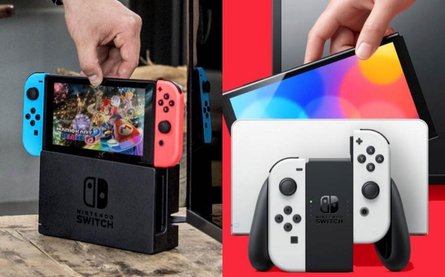 Switch VS Switch OLED