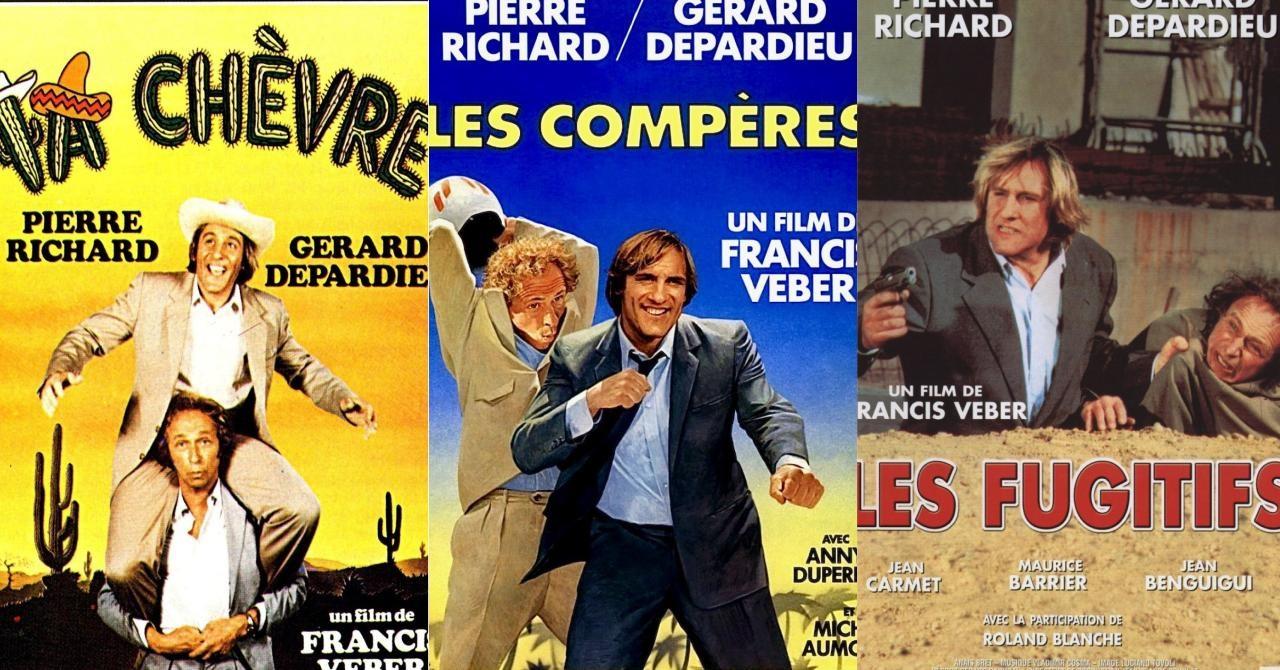 Pierre Richard & Gerard Depardieu