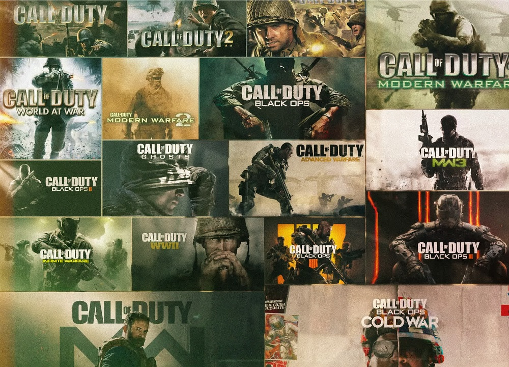 Les Jeux Call of Duty