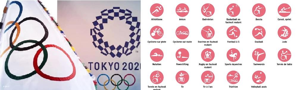 Jeux Paralympiques Tokyo 2021